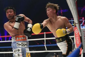 """Naoya Inoue Put on a Show at """"Legends"""" Charity Event in Tokyo   Boxen247.com"""