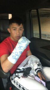 Julio Cesar Martinez Out of Title Defense With Injured Hand | Boxen247.com