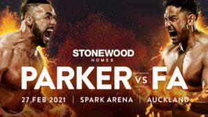 Joseph Parker Controversially Defeats Junior Fa & Full Results From NZ   Boxen247.com