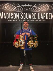 Andy Ruiz Gave His Opinion on a Possible Joshua vs. Fury Fight | Boxen247.com