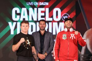 Canelo on Track to Make History, Yildirim Goes For The Surprise   Boxen247.com