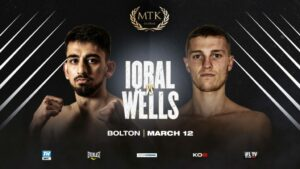 Opponents Confirmed For March 12th MTK Fight Night | Boxen247.com