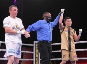 Talgat Shayken vs. Evgeny Pavko On Saturday Night's MTK Fight Night | Boxen247.com