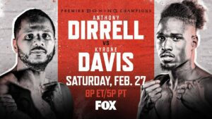 Anthony Dirrell & Kyrone Davis Drawer - Full Results From Los Angeles   Boxen247.com