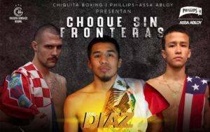 "Chiquita Boxing & Phillips-Assa Abloy Present ""War Without Borders""   Boxen247.com"