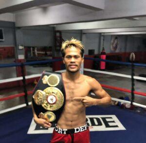 Saludar Defeated Paradero to Become The New WBA Interim Champion | NobleBoxing.com