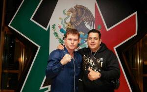 Canelo Alvarez & Avni Yildirim Already in Miami Ahead of Saturday | Boxen247.com