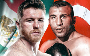 The 5 Best Statements by Canelo & Yildirim For Their Fight in Miami | Boxen247.com