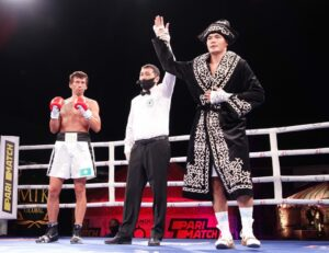 Kamshybek Kunkabayev: This Win Can Lead to Big Things | Boxen247.com