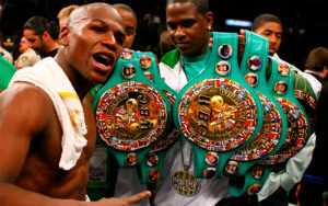 """On This Day: Floyd """"Money"""" Mayweather Was Born 1977   Boxen247.com"""