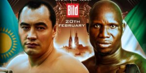 Zhan Kossobutskiy & Onoriode Ehwarieme Collide on Saturday | Boxen247.com