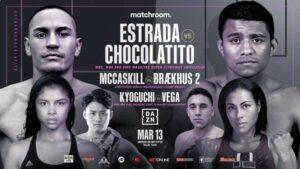 Juan Francisco Estrada Defeats Chocolatito & Full Fight Results Dallas| | Boxen247.com