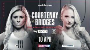 Shannon Courtenay Fights Ebanie Bridges For WBA Bantamweight Crown   Boxen247.com