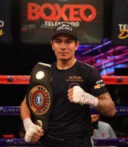 Contreras Retained WBA-Fedecentro Belt Against Socarras by Knockout   Boxen247.com