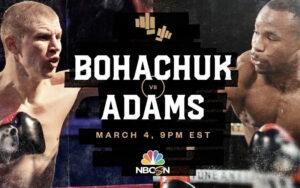 Brandon Adams Defeats Serhii Bohachuk & Results From Puerto Rico   Boxen247.com