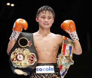 Kyoguchi on Way to The US For His WBA Title Defense on March 13th | Boxen247.com