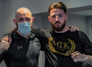 Jordan Reynolds Excited to Show His True Self on Pro Debut | Boxen247.com