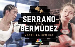 Amanda Serrano & Daniela Bermudez Face Off in Puerto Rico | Boxen247.com