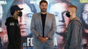 Eddie Hearn & Matchroom Boxing Continue to Expand Their Horizons | Boxen247.com