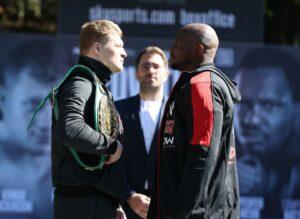 Povetkin vs. Whyte 2 Fight Card Press Conference Quotes | Boxen247.com