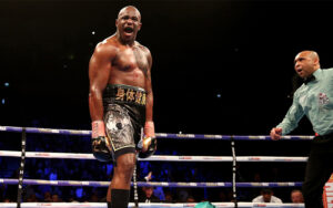 Dillian Must Prove He Can Shift The Rock of Gibraltar…and Alexander!   Boxen