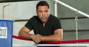 Oscar De La Hoya Planned Comeback in July, Against Marcos Maidana??   Boxen247.com
