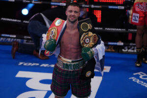 Josh Taylor Wins BBBofC  Boxer of the Year 2020 | Boxen247.com