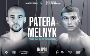 Vladislav Melnyk & Francesco Patera Clash For WBC Silver Title April 16th | Boxen247.com