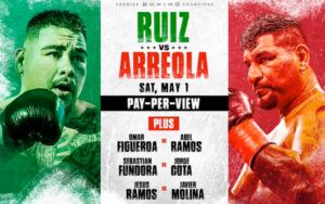 Slimmer Andy Ruiz Can`t Wait to Alight in the Ring With Chris Arreola | Boxen247.com