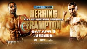 Jamel Herring vs. Carl Frampton This Saturday In Dubai For WBO Title | Boxen247.com