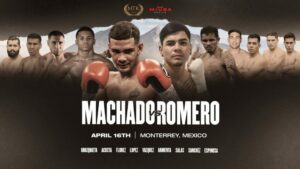 MTK Global & Miura to Co-Promote Huge Mexico Show on 16th April | Boxen247.com