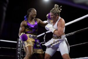 Claressa Shields Defeats Marie-Eve Dicaire & Card Results From Michigan   Boxen247.com
