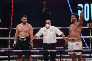 """Whyte vs. Povetkin """"Rumble on the Rock"""" Full Fight Card Boxing Report 