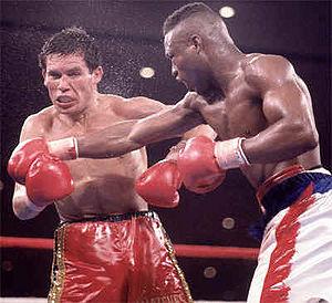On This Day: Julio César Chávez Chávez vs. Meldrick Taylor 1990   Boxen247.com