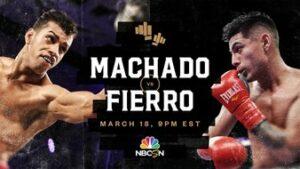 Angel Fierro Defeats Alberto Machado & Boxing Results From Puerto Rico | Boxen247.com