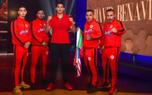 David Benavidez: Proud to be WBC | Boxen247.com