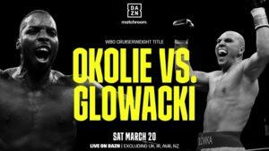 Lawrence Okolie vs. Krzystof Glowacki LIVE RESULTS AS THEY HAPPEN  Boxen247.com
