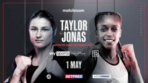 Katie Taylor to Defend Against Former Amateur Rival Natasha Jonas   Boxen247.com