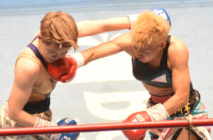 Saemi Hanagata & Rie Matsuda Fight to a Draw in Tokyo, Japan | Boxen247.com