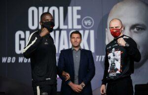 Lawrence Okolie vs. Krzysztof Glowacki Final Press Conference Quotes | Boxen247.com
