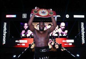 Lawrence Okolie Crushes Krzysztof Glowacki For WBO World Title   Boxen247.com