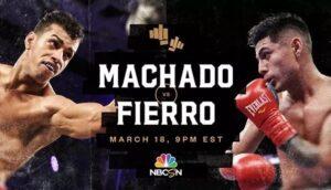 Alberto Machado vs. Angel Fierro on Thursday March 18th | Boxen247.com