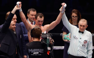 Russian Pavel Silyagin Wins WBC Silver Middleweight Title   Boxen247.com