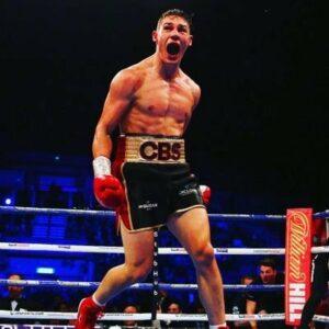Billam-Smith Won WBA-Continental Title by Defeating Ducar at Wembley   Boxen247.com