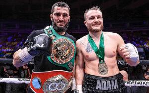 Artur Beterbiev Halts Adam Deines in Moscow   Boxen247.com