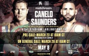 Canelo & Billy Joe Saunders Will Clash at Dallas Cowboys Stadium | Boxen247.com