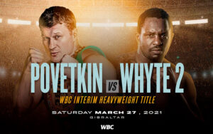Alexander Povetkin vs. Dillian Whyte Fight Card Weights From Gibraltar | Boxen247.com