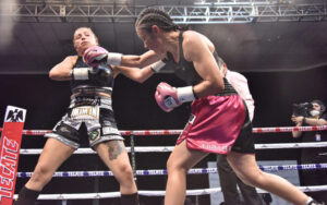 Jackie Nava Wants to Fight Yamileth Mercado   Boxen247.com