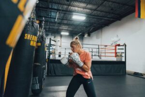 Marie-Eve Dicaire Learned Invaluable Lesson From Claressa Shields Fight | Boxen247.com