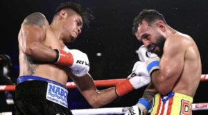 Emanuel Navarrete Defeats Christopher Diaz & Results, Quotes & Stats   Boxen247.com